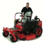 Commercial ZT Mower